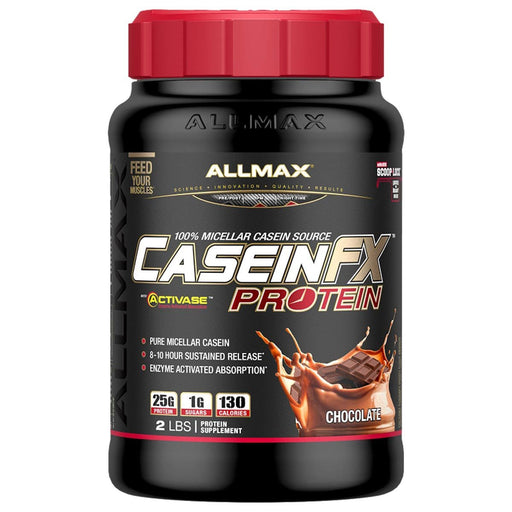 Allmax Nutrition Casein-FX 2 Lbs Chocolate (581264637996)