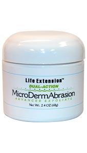 Life Extension Vitamins, Minerals, Herbs & More Life Extension Dual-Action MicroDermAbrasion 2.4 oz (68 g) (581080023084)