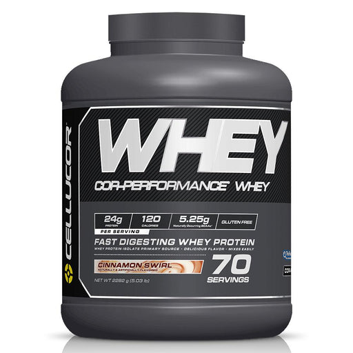 Cellucor Sports Nutrition & More Cellucor Cor-Performance Whey 5 Lbs (582115000364)