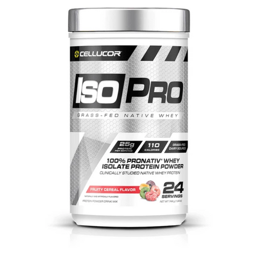 CELLUCOR ISOPRO PROTEIN 2LBS FRUITY CEREAL (865156988972)