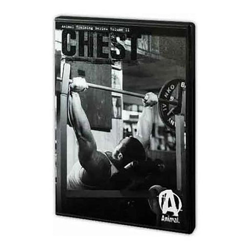 Universal Sports Nutrition & More Universal Animal Chest Training DVD (580826202156)