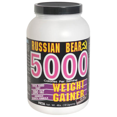 Vitol Sports Nutrition & More Chocolate Vitol Russian Bear 4 Lbs (581633998892)