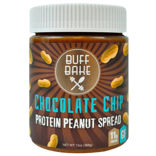 Buff Bake Sports Nutrition & More Buff Bake Chocolate Chip Protein Peanut Butter Spread (582523846700)