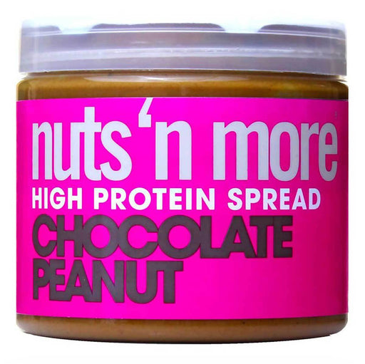 Nuts 'N More Sports Nutrition & More Nuts 'N More Chocolate Peanut Butter 16 Oz (581900795948)