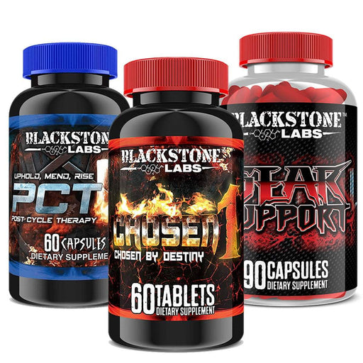 Blackstone Labs Sports Nutrition & More Blackstone Labs Chosen1 Stack (745022586924)