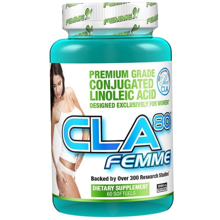 Allmax Nutrition Sports Nutrition & More Allmax Nutrition CLA80 Femme 60 Softgels (581407834156)