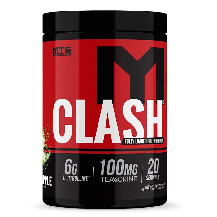 MTS Nutrition Sports Nutrition & More Pink Lemonade MTS Nutrition Clash 20 Servings (582106710060)