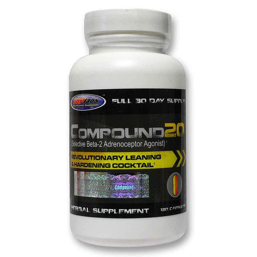 USPLABS Sports Nutrition & More USPLABS Compound 20 120 Caps (581336399916)
