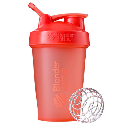 Sundesa Sports Nutrition & More Coral Sundesa Blender Bottle 20 Oz