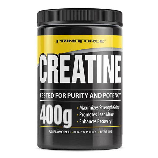 PrimaForce Sports Nutrition & More Primaforce Creaform Creatine Monohydrate 400 Grams (581143494700)