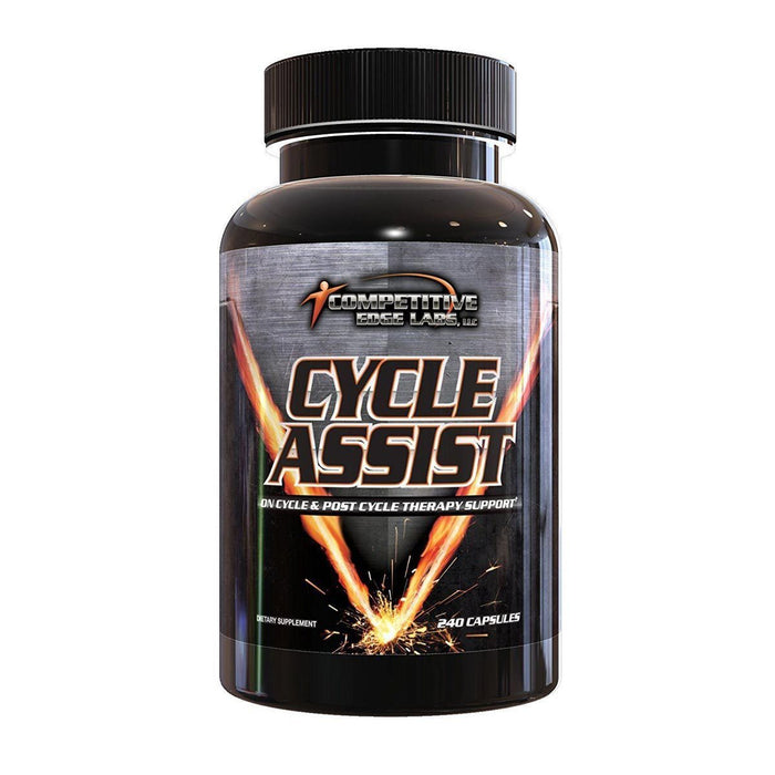 Competitive Edge Labs Sports Nutrition & More Competitive Edge Labs Cycle Assist 240 Caps (581962465324)