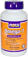 Now Foods Vitamins, Minerals, Herbs & More Now Foods Omega-7 60 Softgels