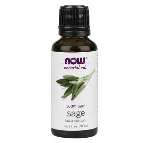 Now Foods Vitamins, Minerals, Herbs & More Now Foods Sage Oil 1 Oz (582172901420)