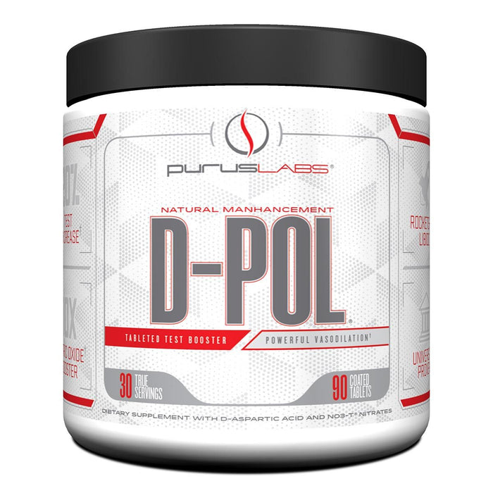 Purus Labs Sports Nutrition & More Purus Labs D-Pol 90 Tabs (581310480428)