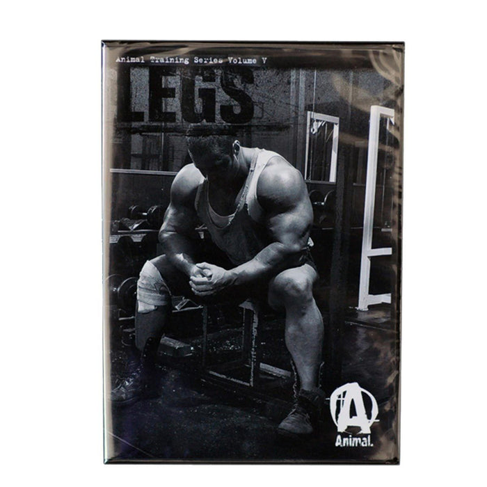 Universal Sports Nutrition & More Universal Animal Legs Training DVD (580915920940)
