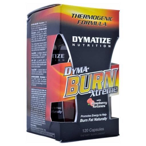 Dymatize Sports Nutrition & More Dymatize Dymaburn Xtreme w/EXP-200 120 Caps (581700681772)