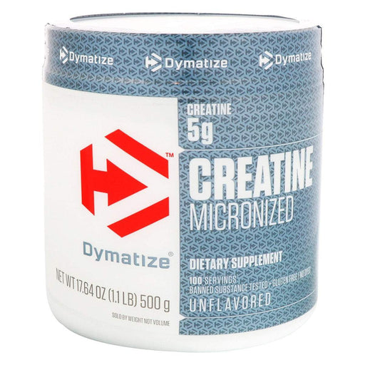 Dymatize Sports Nutrition & More Dymatize Creatine 500 Grams (581497749548)