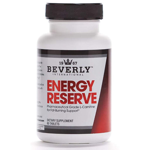 Beverly International Sports Nutrition & More Beverly International Energy Reserve 60 Tablets (580630380588)