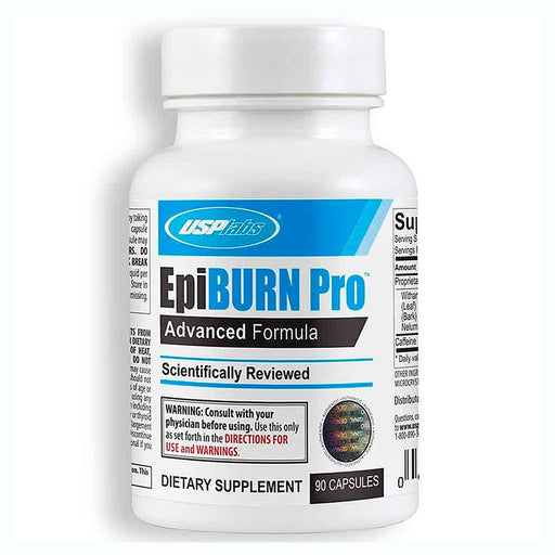 USPLABS Sports Nutrition & More USPLABS EpiBURN Pro 90 Caps (582023675948)
