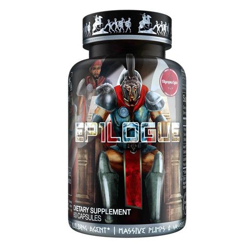 Olympus Labs Sports Nutrition & More Olympus Labs EP1LOGUE 60 Caps (582667272236)