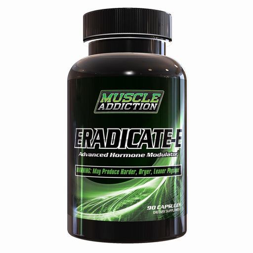 Muscle Addiction Sports Performance & - Recovery Default Muscle Addiction Eradicate-E 90 Caps (1117437853740)