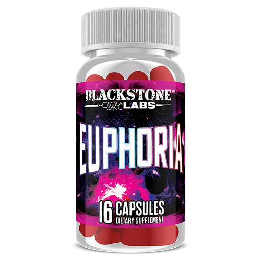 Blackstone Labs Vitamins, Minerals, Herbs & More Blackstone Labs Euphoria 16 Caps (Was Euphoria RX) (582088851500)