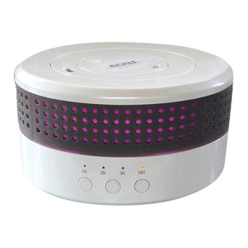 Now Foods Vitamins, Minerals, Herbs & More Now Foods Ultrasonic Circular Dualmist Oil Diffuser (582426624044)