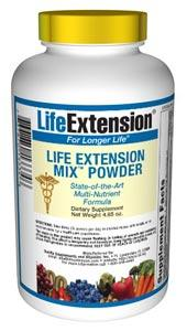 Life Extension Vitamins, Minerals, Herbs & More Life Extension Mix 4.65 oz (581070487596)