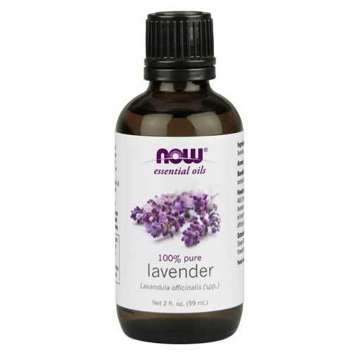 Now Foods Vitamins, Minerals, Herbs & More Now Foods Lavender Oil 2 Oz (582194036780)