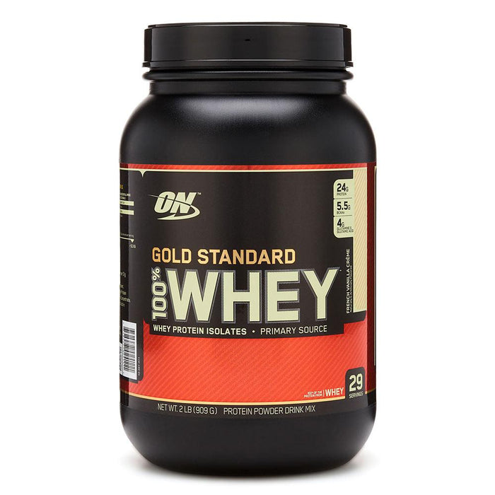 Optimum Nutrition Sports Nutrition & More Optimum Nutrition 100% Whey Protein Gold 2 Lbs | Build Muscle & Strength (580567695404)