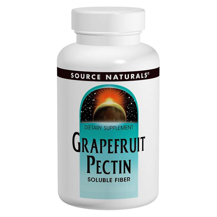 Source Naturals Vitamins, Minerals, Herbs & More Source Naturals Grapefruit Pectin 1000mg 240 Tablets (580485709868)