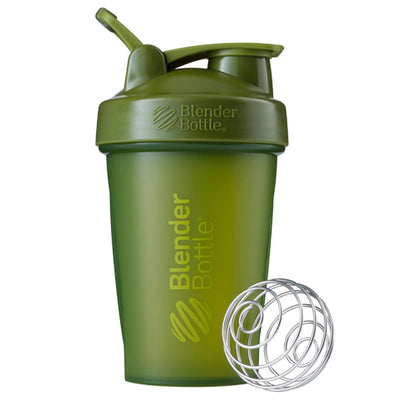 Sundesa Sports Nutrition & More Moss Green Sundesa Blender Bottle 20 Oz