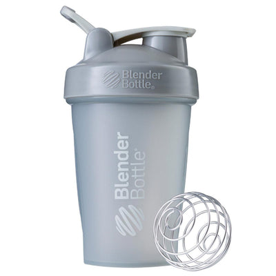 Sundesa Sports Nutrition & More Pebble Grey Sundesa Blender Bottle 20 Oz