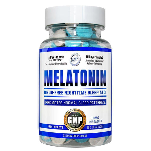 Hi-Tech Pharmaceuticals Specialty Health Products Default Hi-Tech Melatonin 60CT (3974111068204)