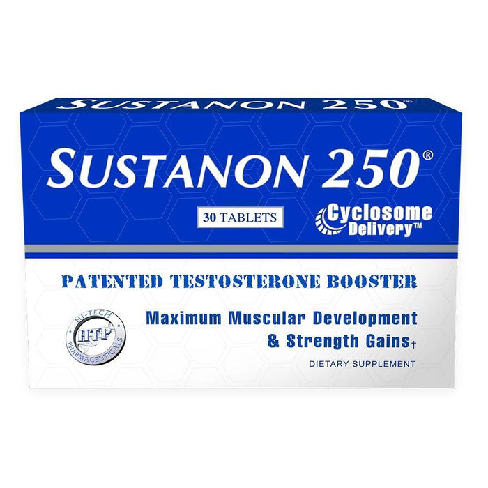 Hi-Tech Pharmaceuticals Sports Nutrition & More Hi-Tech Pharmaceuticals Sustanon 250 30CT (582431080492)