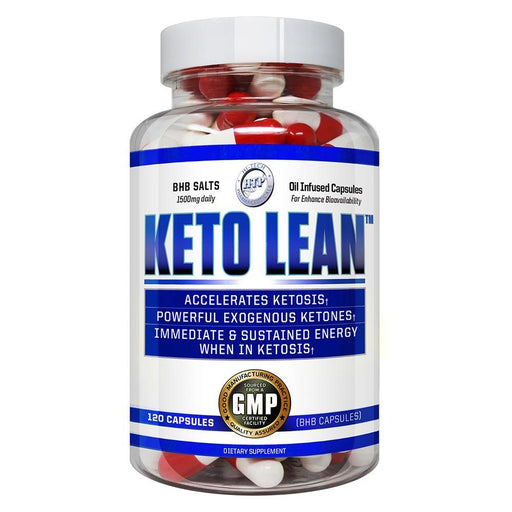 Hi-Tech Pharmaceuticals Fat Burner Default Hi-Tech Pharmaceuticals Keto Lean 120Caps (3930984939564)