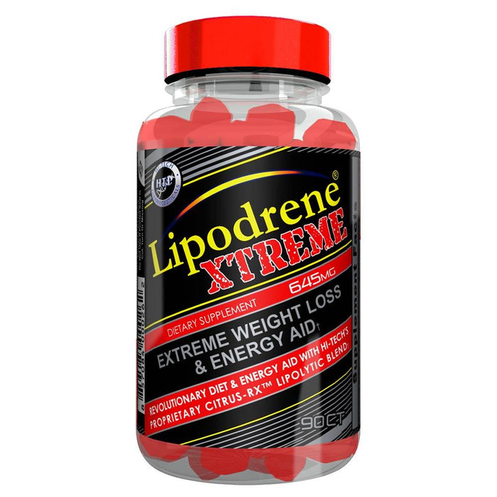 Hi-Tech Pharmaceuticals Fat Burner Hi-Tech Pharmaceuticals Lipodrene Xtreme 90 Tabs (582459850796)