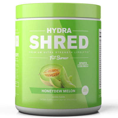 Sparta Nutrition Sports Nutrition & More Honeydew Melon HydraShred 60 Servings