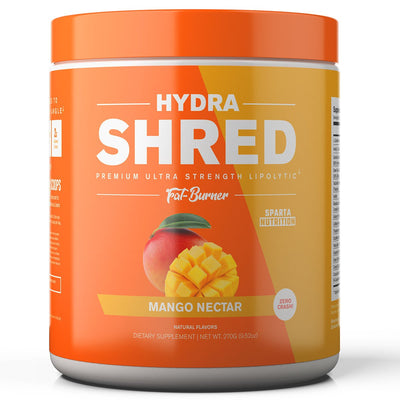 Sparta Nutrition Sports Nutrition & More Mango HydraShred 60 Servings