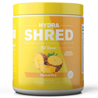 Sparta Nutrition Sports Nutrition & More Pineapple HydraShred 60 Servings