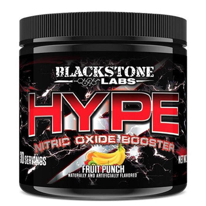 Blackstone Labs Sports Nutrition & More Fruit Punch Blackstone Labs Hype 30 Servings (582082592812)