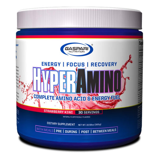 Gaspari Nutrition Sports Nutrition & More Pink Lemonade Gaspari Nutrition HyperAmino 30 Servings (582509723692)