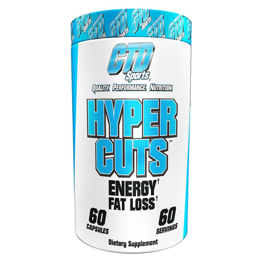 CTD Labs Sports Nutrition & More CTD Labs Hypercuts 60 Caps (582002606124)