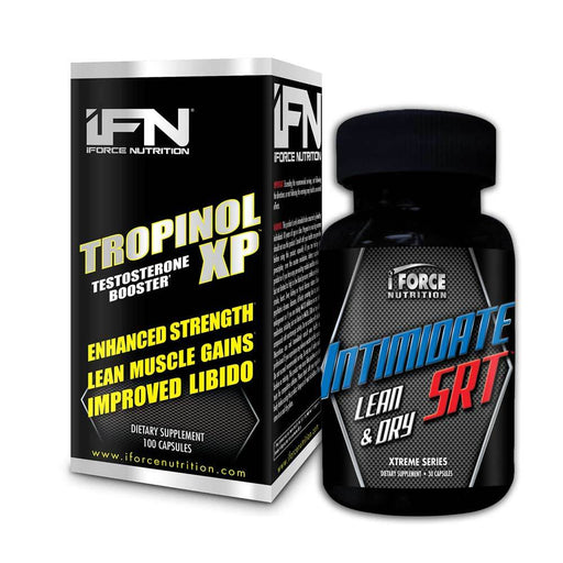 IFORCE Sports Nutrition & More iForce Nutrition Tropinate Stack (749112426540)