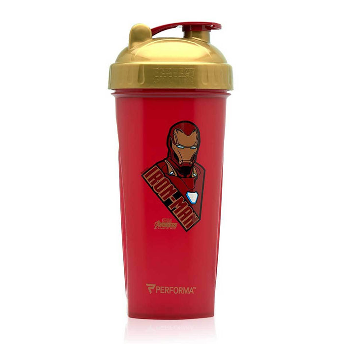 PerfectShaker Sports Nutrition & More Iron Man Avengers Infinity War Perfect Shaker (847272116268)