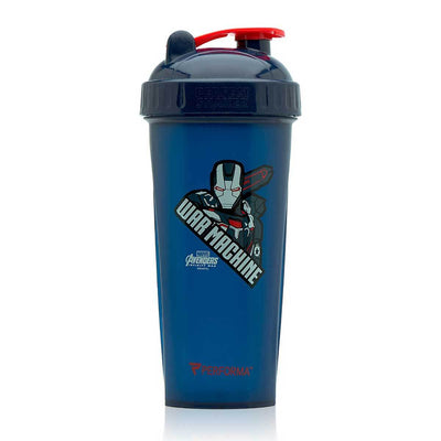 PerfectShaker Sports Nutrition & More War Machine Avengers Infinity War Perfect Shaker (847272116268)