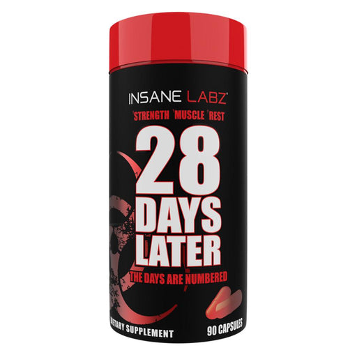 Insane Labz Specialty Health Products Default Insane Labz 28 Days Later 90 Caps (1713983094828)