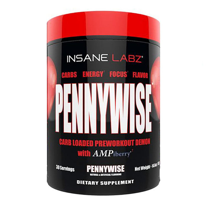 Insane Labz Sports Performance Recovery Pennywise Insane Labz Pennywise (1715501072428)