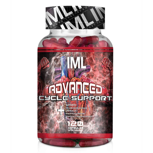 IronMag Labs Sports Nutrition & More IronMag Labs Advanced Cycle Support 120 Caps (581916065836)
