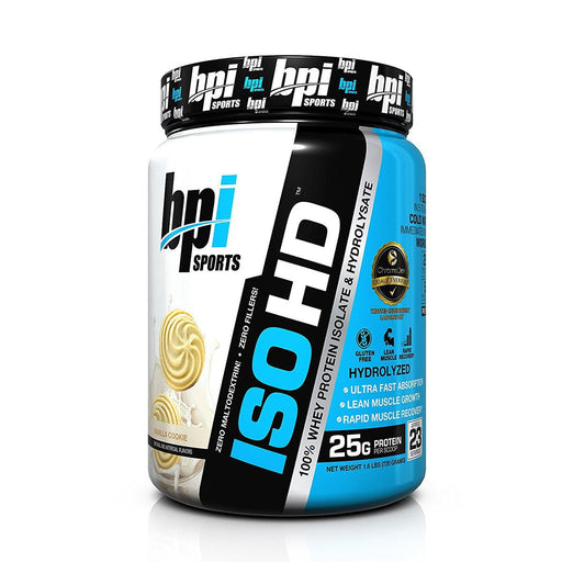 Bpi Sports Nutrition & More Banana Cream Pie Bpi Iso-HD 1.6 Lbs (582352338988)